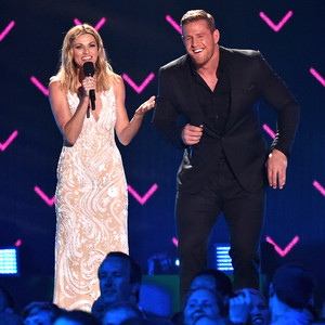 Erin Andrews, J.J. Watt, 2016 CMT Awards
