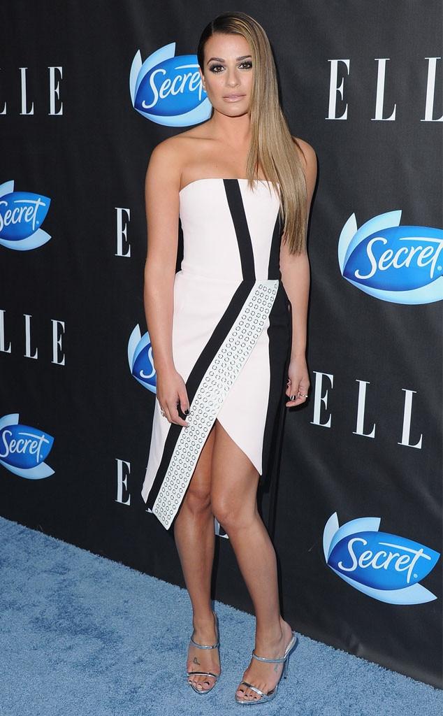 Lea Michele, ELLE Women In Comedy