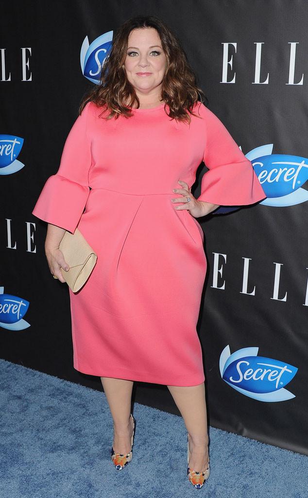 Melissa McCarthy, ELLE Women In Comedy
