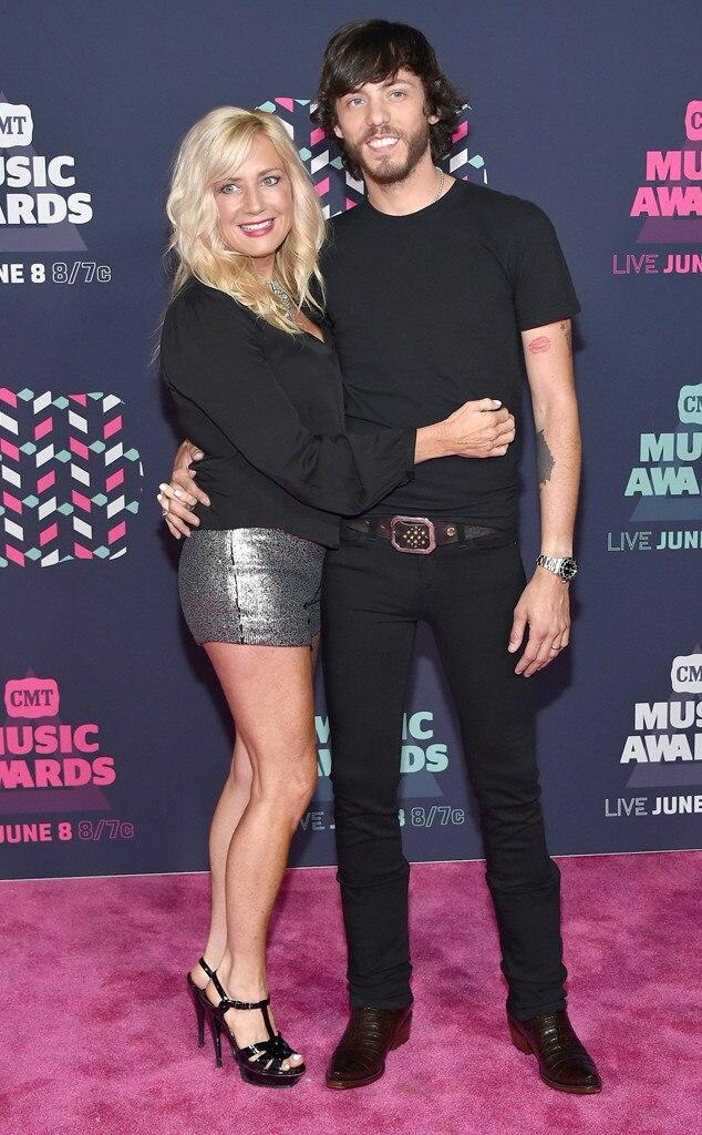 Kelly Lynn, Chris Janson, 2016 CMT Awards