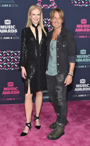 Nicole Kidman, Keith Urban, 2016 CMT Awards