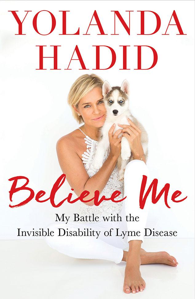 Yolanda Hadid, Book