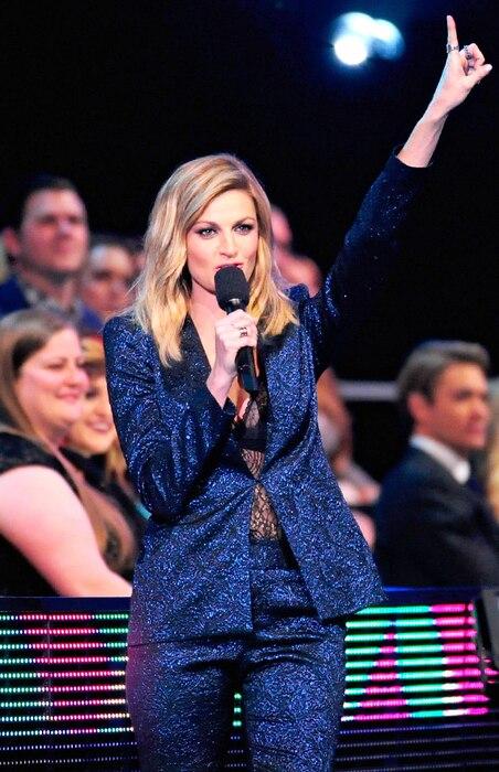 Erin Andrews, 2016 CMT Awards