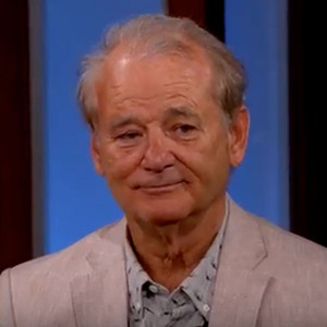 Bill Murray, Ghostbusters, Jimmy Kimmel Live