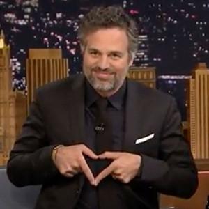 Jimmy Fallon, Mark Ruffalo, The Tonight Show