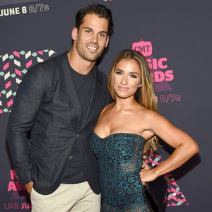 Eric Decker, Jessie James Decker , 2016 CMT Awards