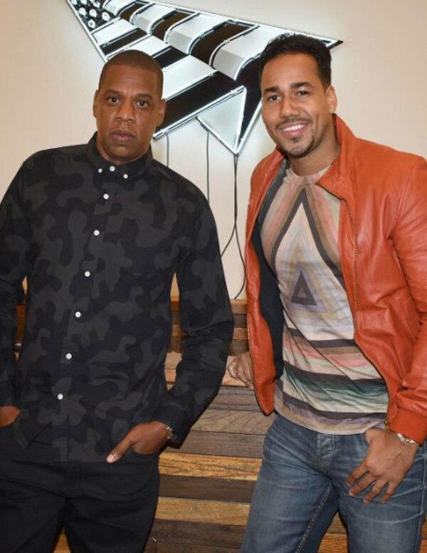 Jay Z, Romeo Santos, Instagram