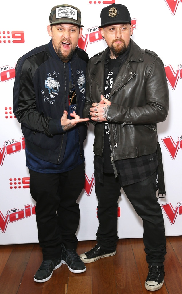 joel madden amp benji madden from the big picture todays
