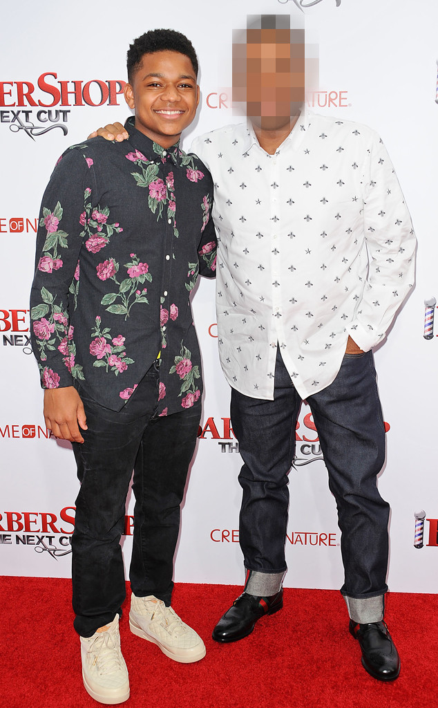 Blurred, Anthony Anderson, Nathan Anderson