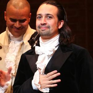 Lin-Manuel Miranda, Hamilton Cast