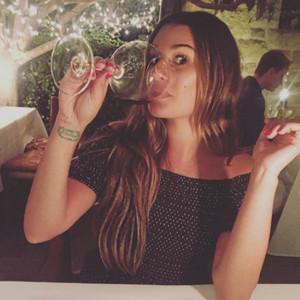Lea Michele, Instagram
