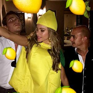 Sofia Vergara, Snapchat