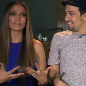 Jennifer Lopez, Lin-Manuel Miranda