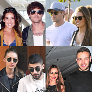 One Direction Couples