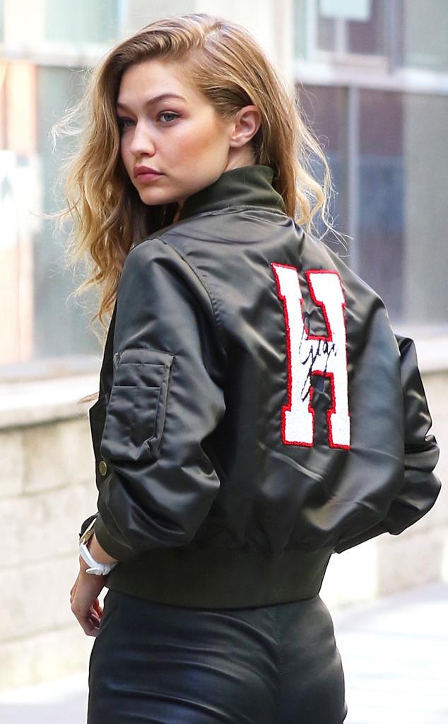 ESC: Gigi Hadid, Personalized Style