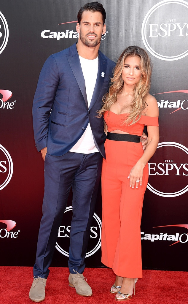 Jessie James Decker, Eric Decker, 2016 ESPY Awards, Couples