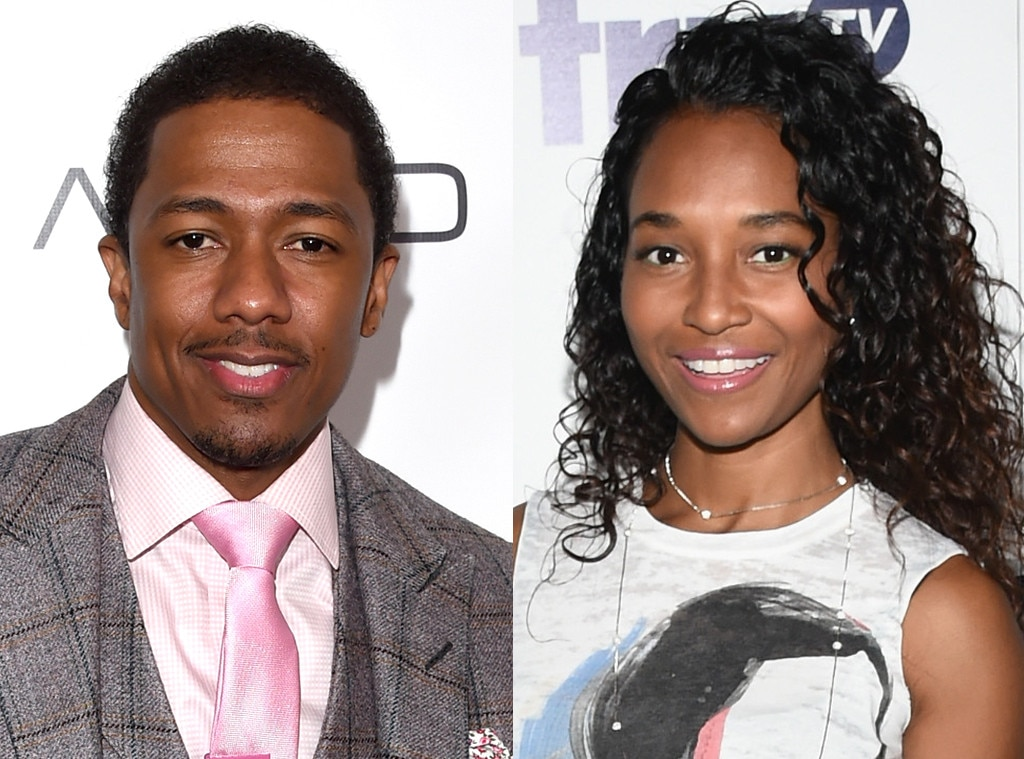 "Nick Cannon, Rozonda Ocelean ""Chilli"" Thomas"