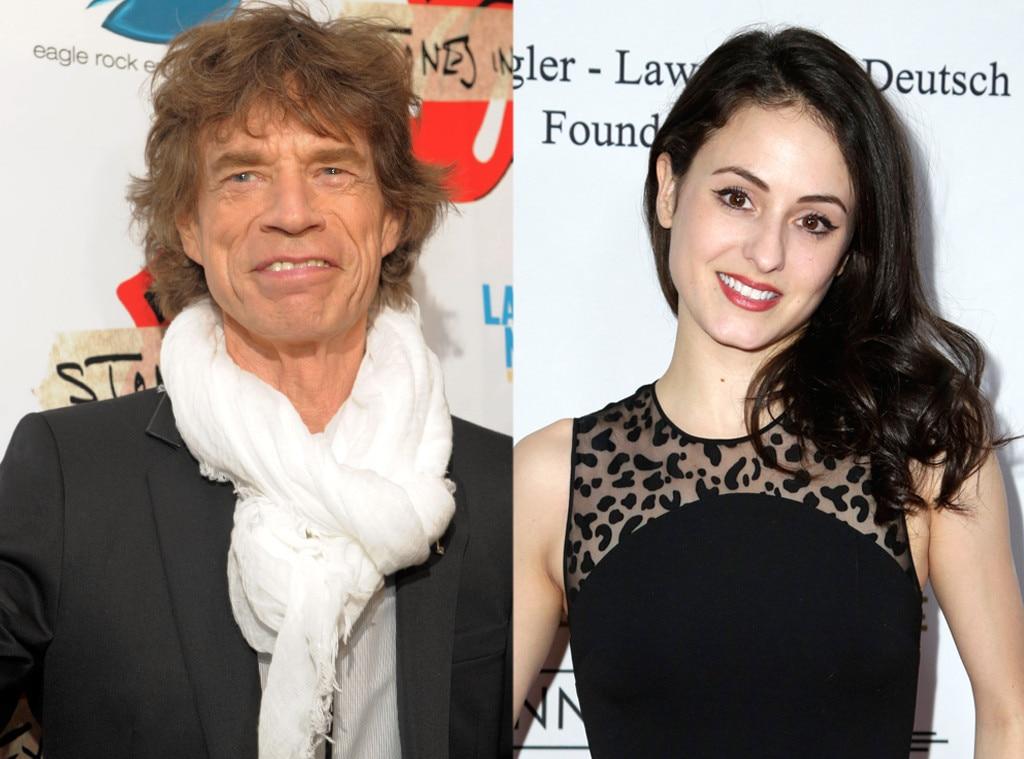 Mick Jagger, Melanie Hamrick