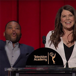Anthony Anderson, Emmys 2016 Announcement