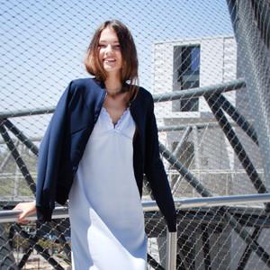 ESC: Styling A Slip Dress
