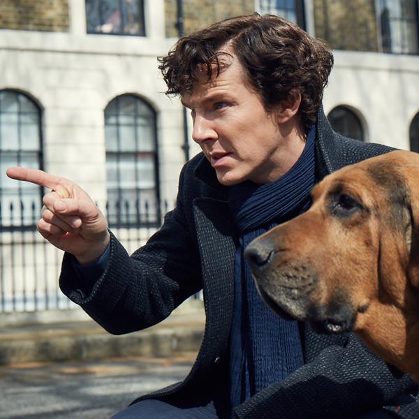 Sherlock, Benedict Cumberbatch