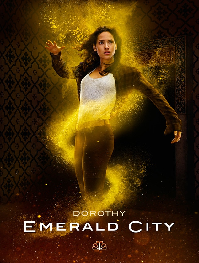 Emerald City Eps 6