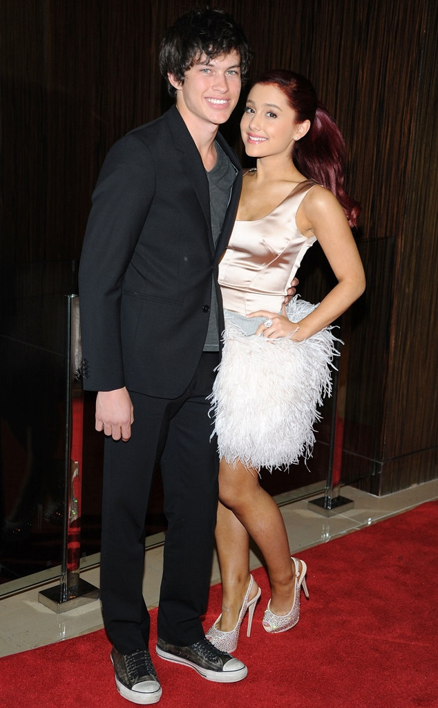 Graham Phillips, Ariana Grande