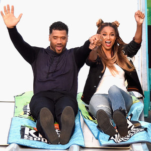 Ciara, Russell Wilson, Kids Choice Sports Awards 2016, After Party