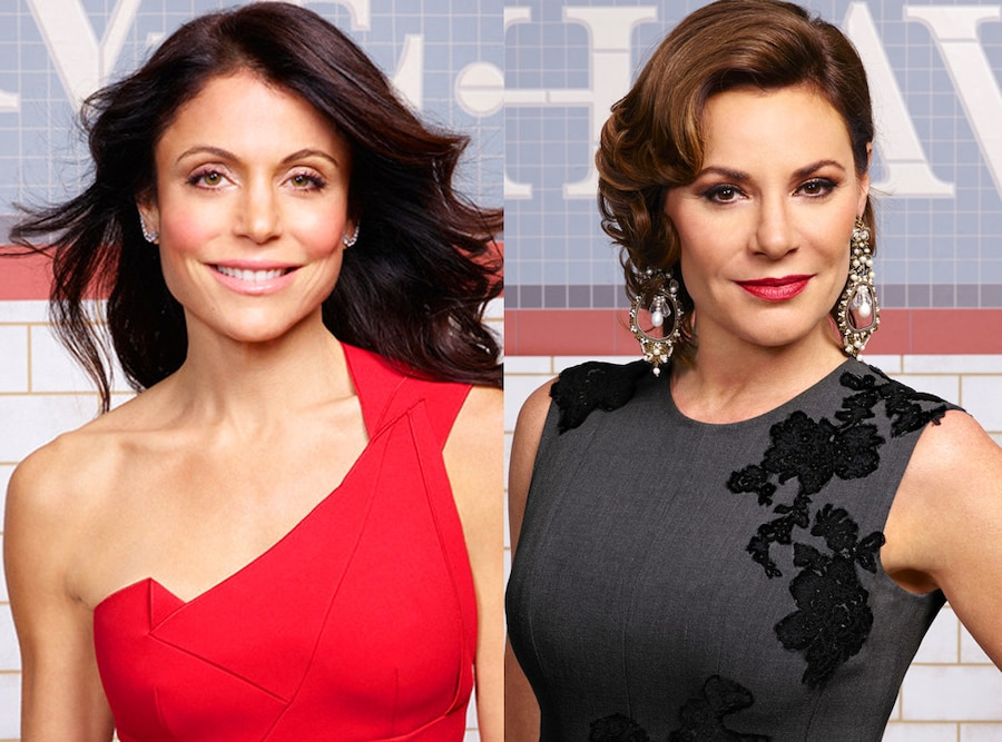 Real Housewives of New York, RHONY, Bethenny Frankel, Luann De Lesseps