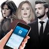 Selena Gomez, Adele, Justin Timberlake, Tweeting