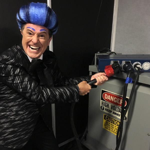 Stephen Colbert, RNC