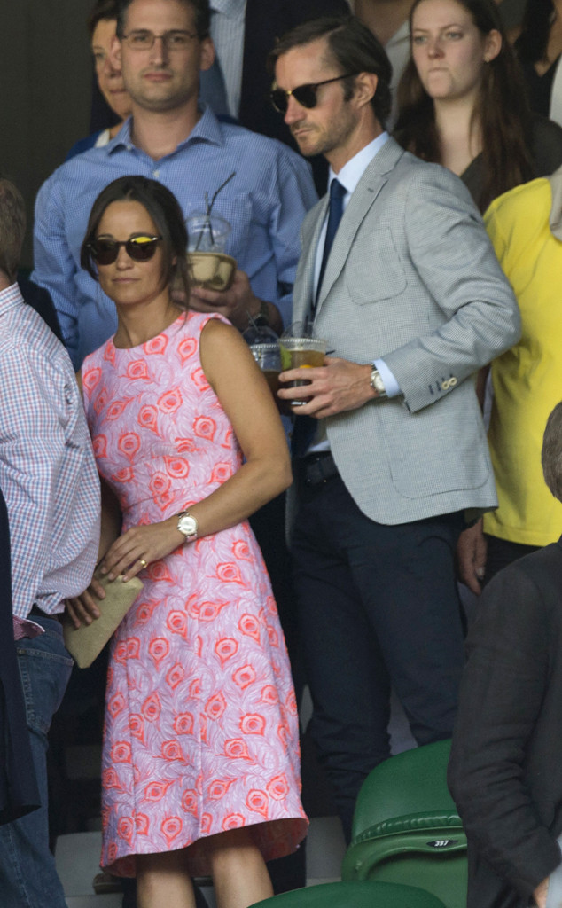 Pippa Middleton, James Matthews, Engaged