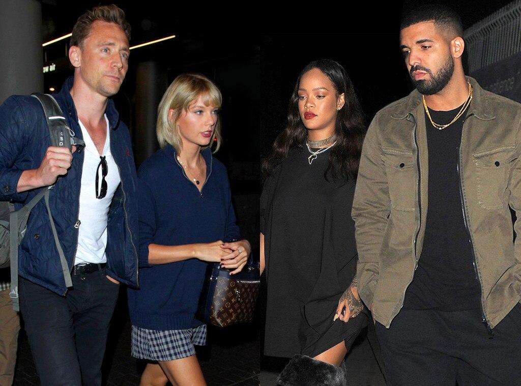 Drake dating chilli