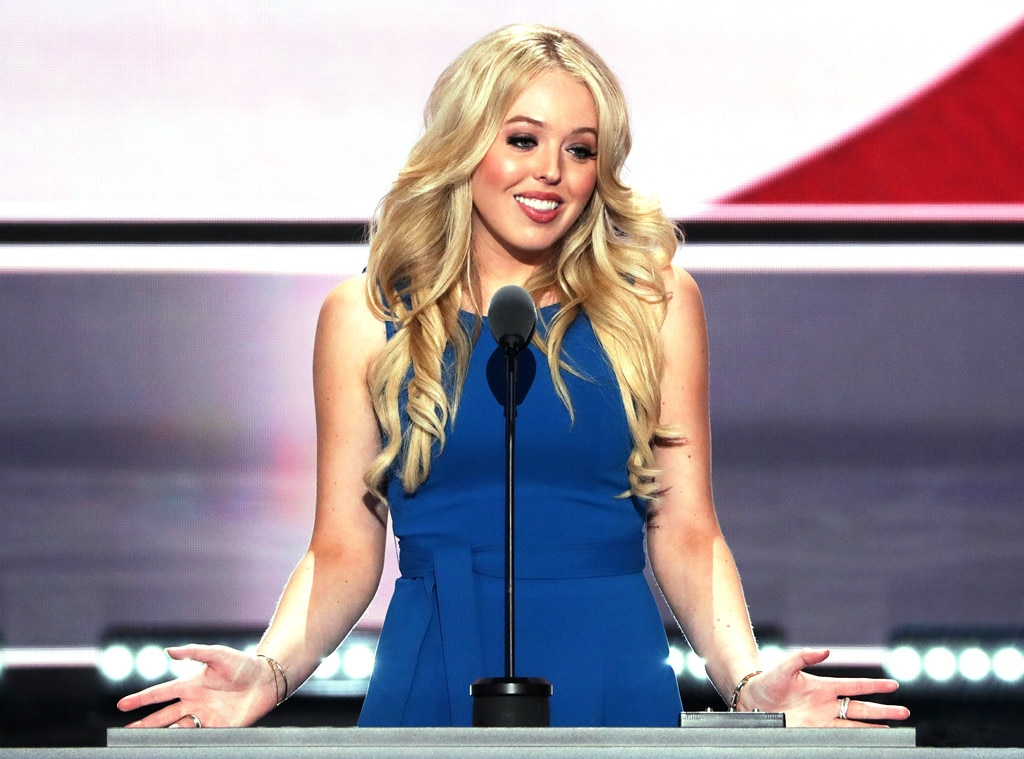 Tiffany Trump: Eleven things you didn't know about Donald's ...