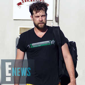 Joshua Jackson, First Sighting After Breakup, Exclusive