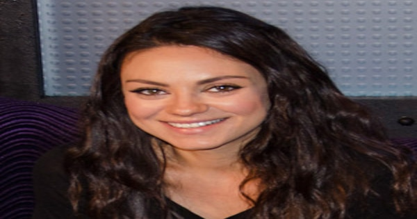 Mila Kunis Describes Her First Night With Ashton Kutcher ...