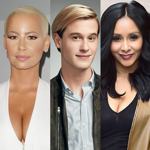 Hollywood Medium, Tyler Henry, Amber Rose, Snooki