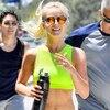 ESC: Water Bottles, Julianne Hough