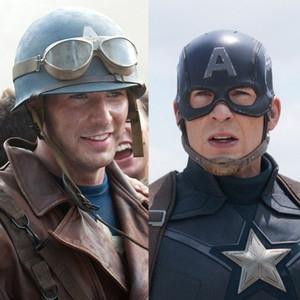 Captain America, Chris Evans