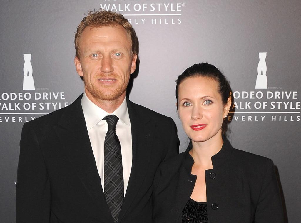 'Grey's Anatomy' star Kevin McKidd officially divorced