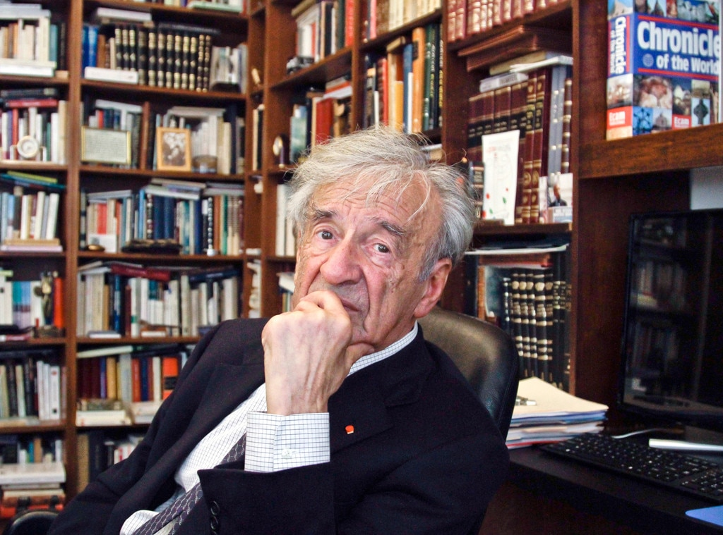 a biography of elie wiesel