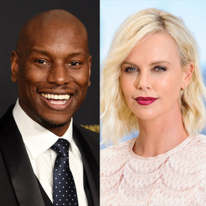 Tyrese Gibson, Charlize Theron
