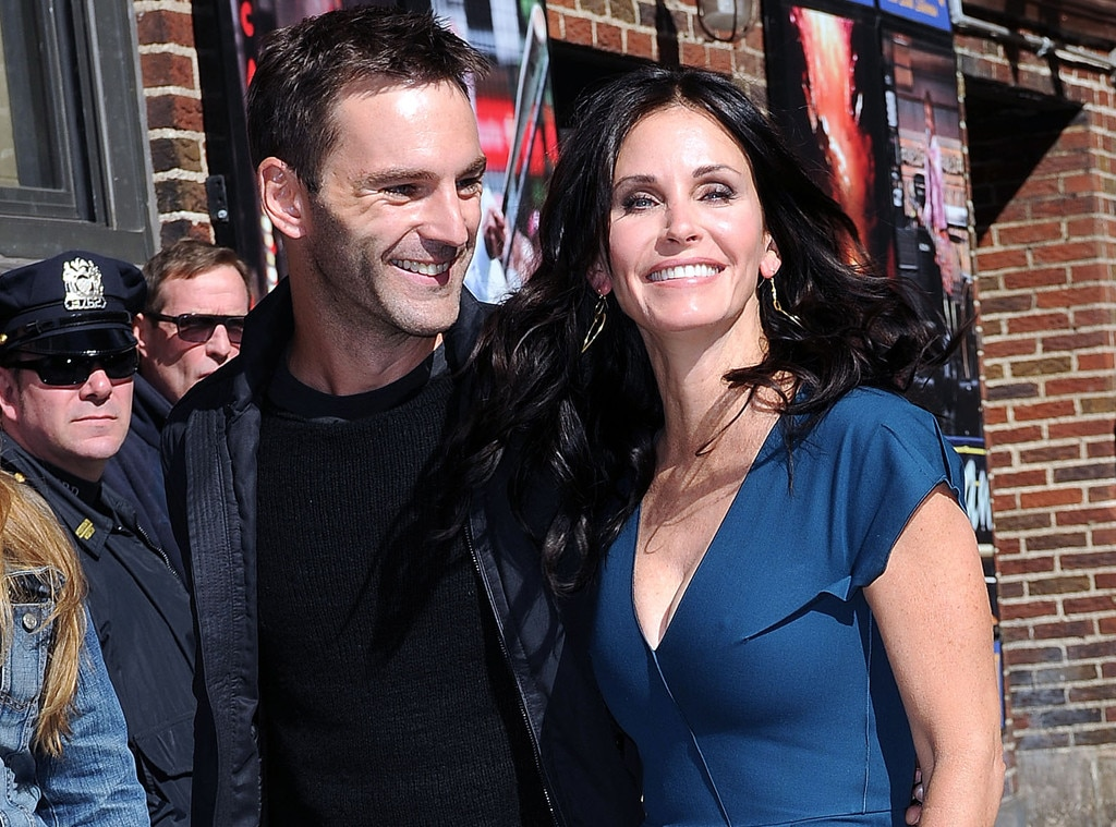Courteney Cox is