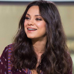 Mila Kunis News, Pictures, and Videos | E! News  Mila Kunis