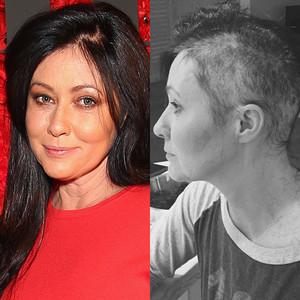 Shannen Doherty Hair