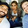 Ashley Tisdale, Justin Baldoni, Ryan Pinkston