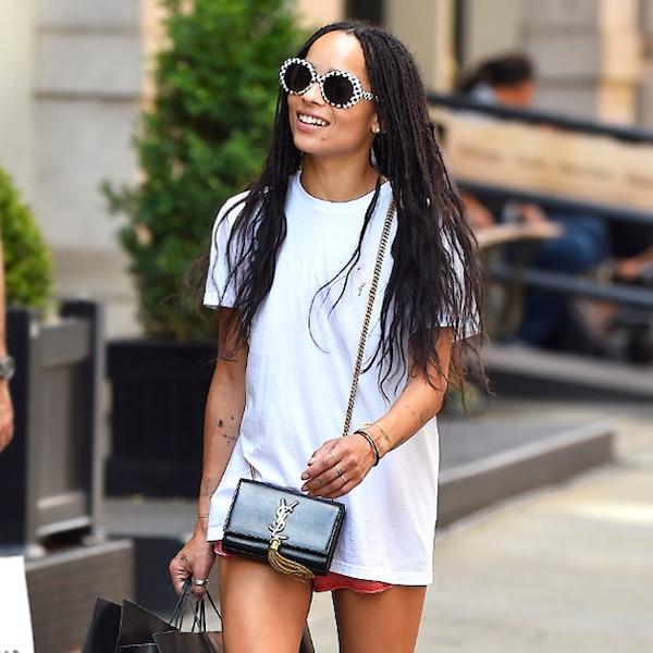 Zoe Kravitz Fashion: Zoe Kravitz From Get The Celeb Look For Less