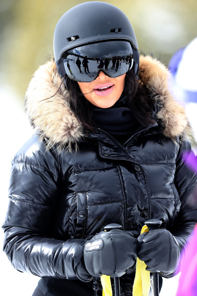 Kim Kardashian, Montana, Favorite Celebrity Vacation Spots