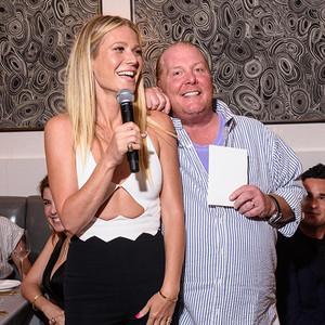 Gwyneth Paltrow, Mario Batali