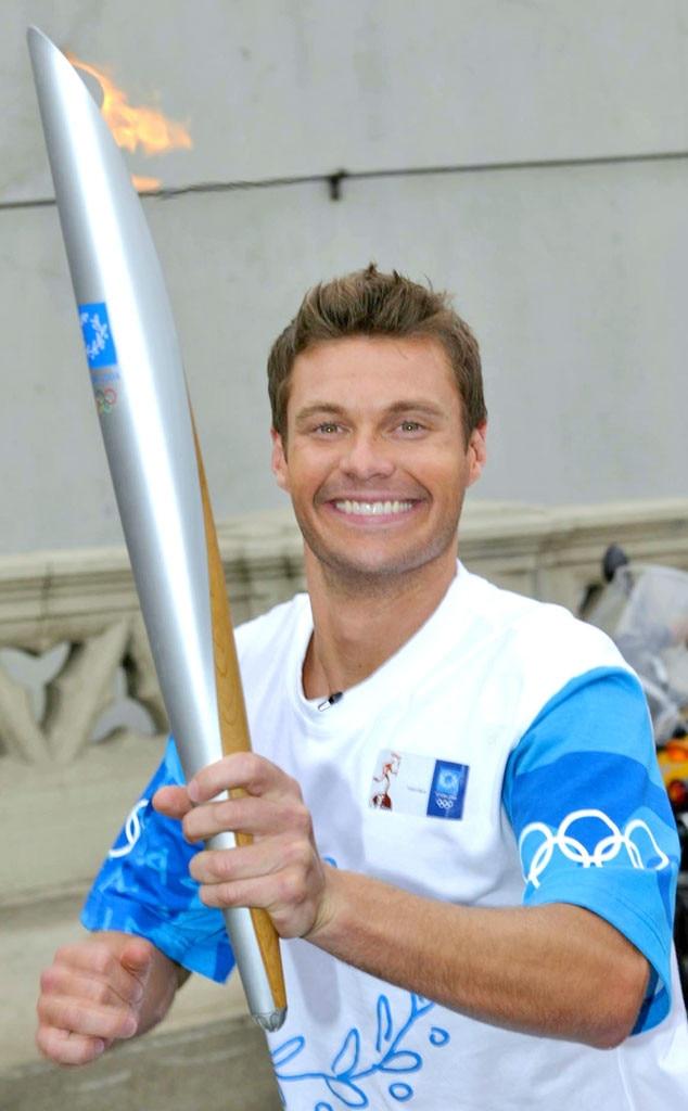 Olympic Torchbearers, Ryan Seacrest